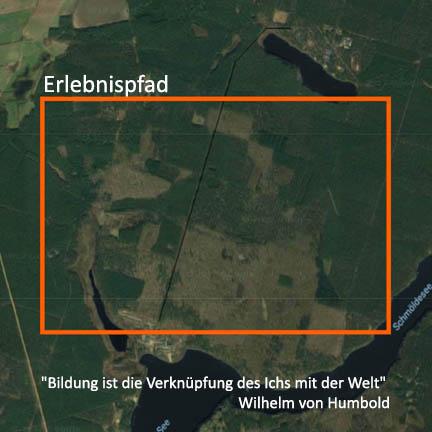 Eiszeit-Pfad für den Naturpark Dahme-Heideseen
