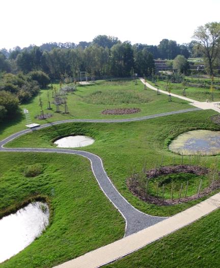 Moor garden